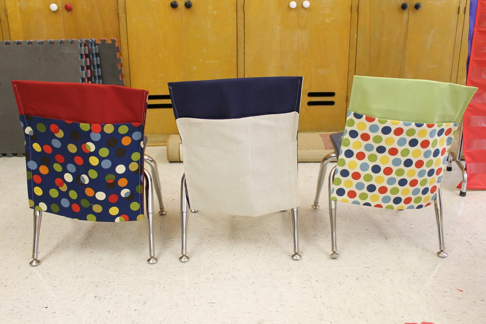 Seat Sacks For Classroom Chairs