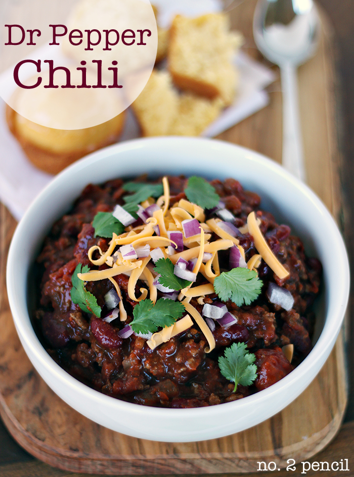 Dr Pepper Chili Recipe