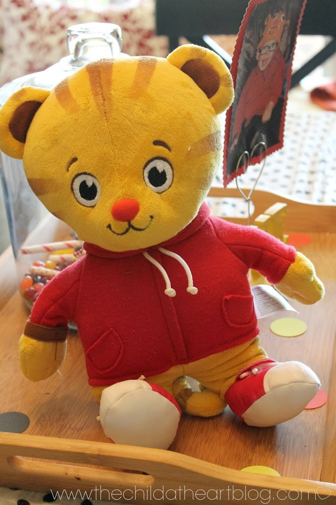 Daniel Tiger Birthday Party 2 Free Printables Child At
