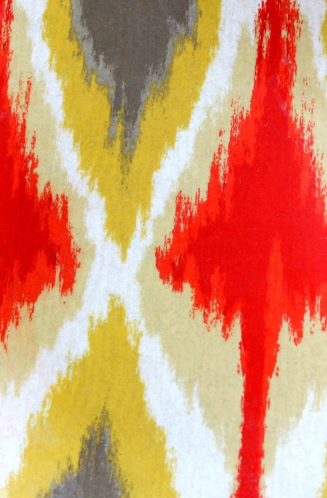 DIY Ikat Canvas Diamond Painting Tutorial