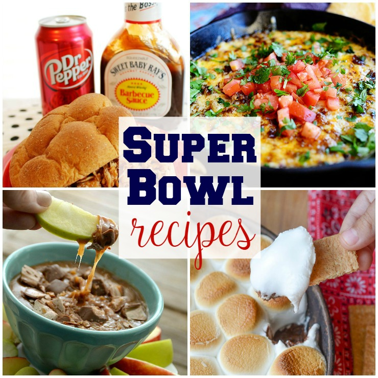 Super Bowl Recipes for Finger Foods