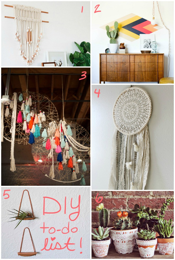 bohemian decorating ideas diy my southwestern decor diy to do list 10473