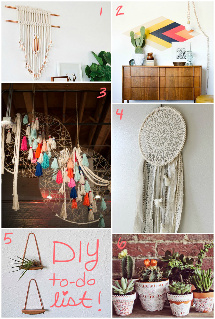 My southwestern decor diy to do list for Southwestern home decor