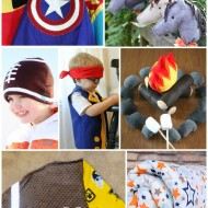 10 Easy Sewing Gifts for Boys