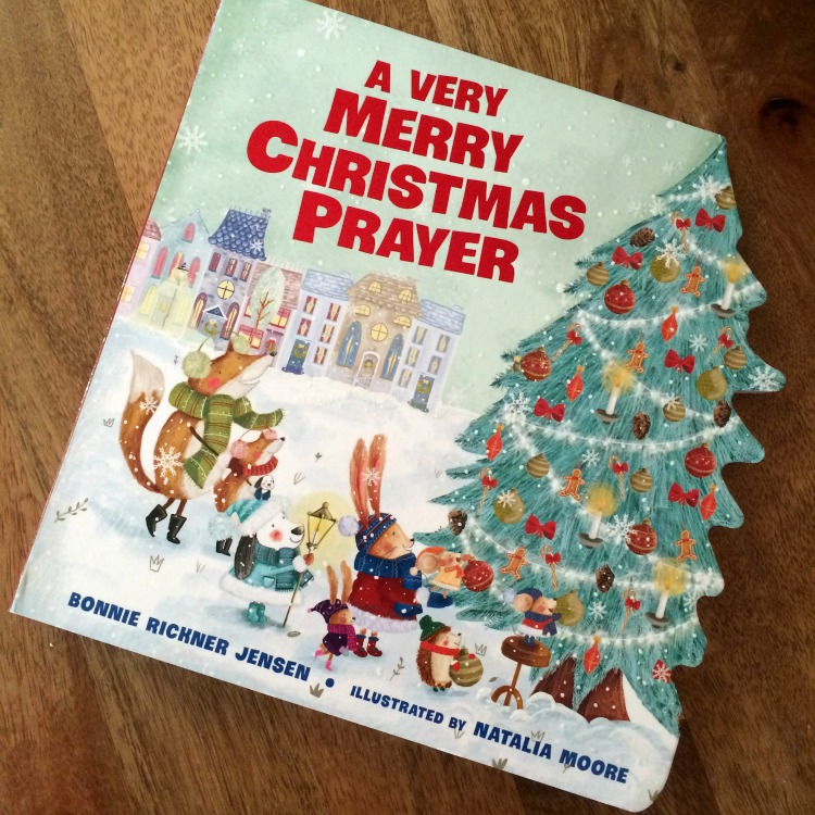 A Very Merry Christmas Prayer: Child at Heart