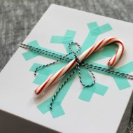 5 Ways to Wrap Presents with Washi Tape from Scotch® Brand