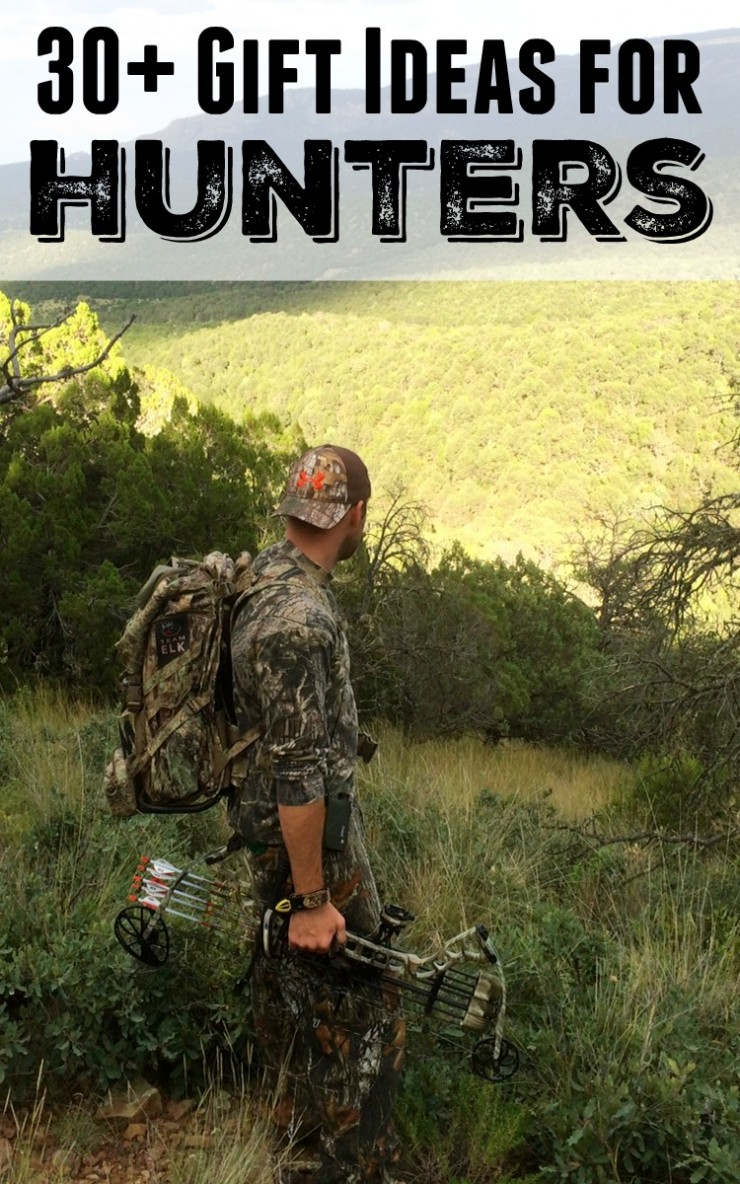 Gift Ideas for Men Who Love to Hunt and be Outdoors: Child at Heart Blog