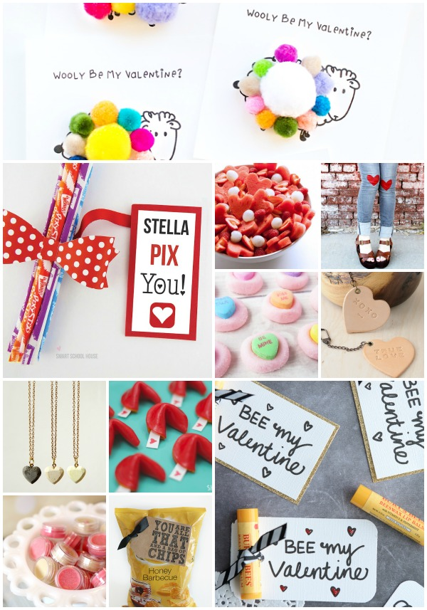 14+ DIY Valentine Gift Ideas For The Kids And The Grown Ups: Child At