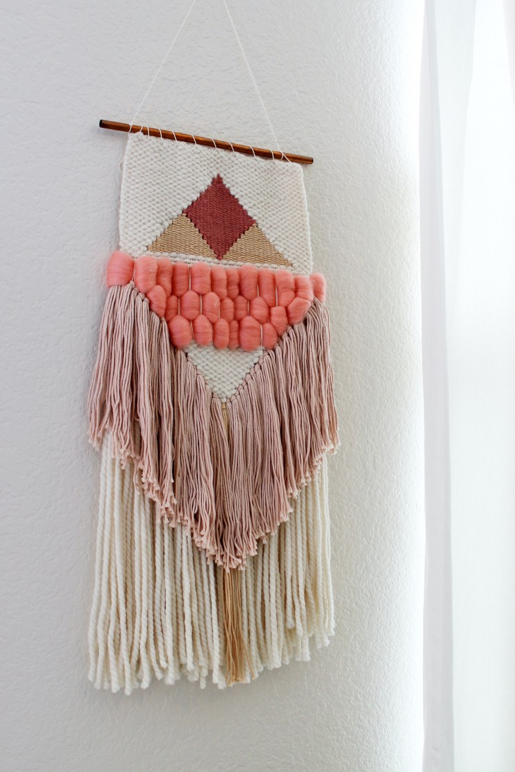DIY Boho Southwest Inspired Baby Nursery: The Child at Heart Blog