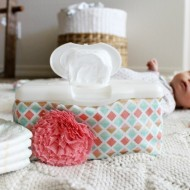 Baby Wipes Cover Sewing Tutorial with Huggies®