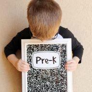 First Day of School Printable Grade Signs