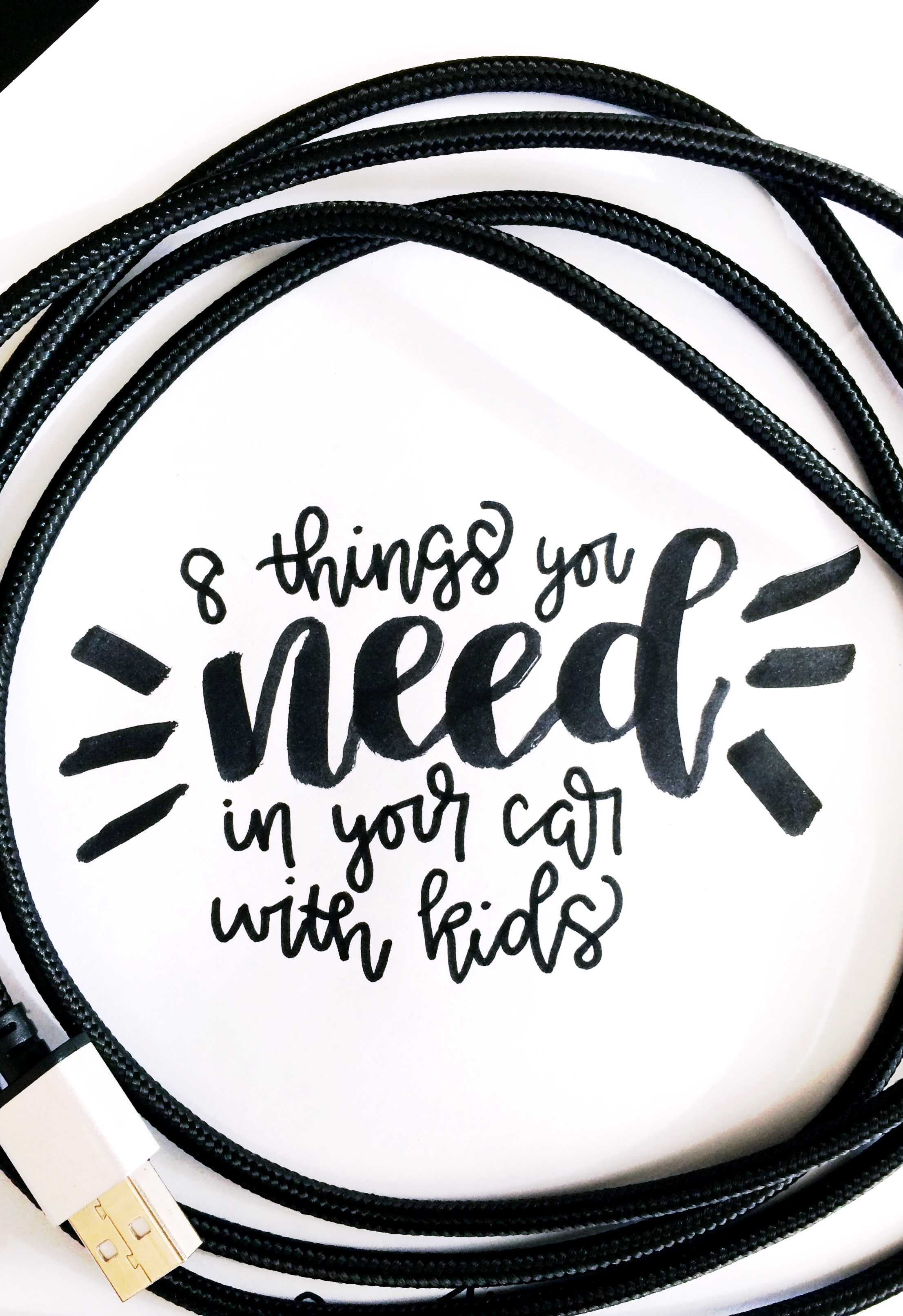 8 Things You Need in the Car with Kids for Road Trips or Around Town: the Child at Heart Blog