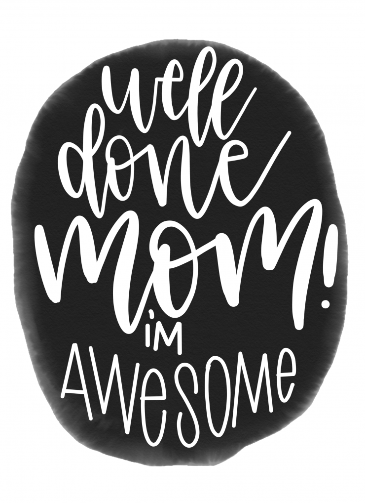 Well Done Mom Mother's Day Card