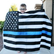 Thin Blue Line USA Police Wife Giveaway
