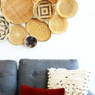 Wall Basket Decor Ideas and Inspiration
