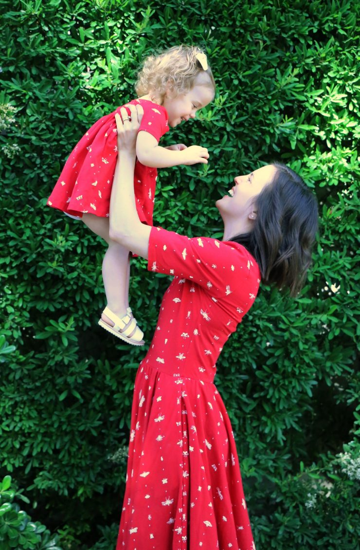 Mommy and Me Photo Shoot Ideas
